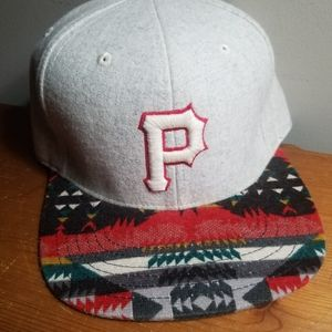 American Needle Pittsburgh Pirates Strapback Hat